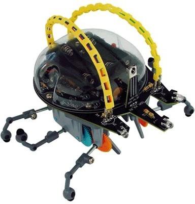 Elenco Escape Robot Kit