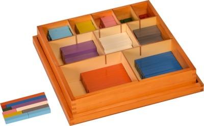 Kidken Montessori Deccanomial Squares