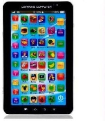 99DOTCOM Educational Learning Tablet Computer multicolour for kids