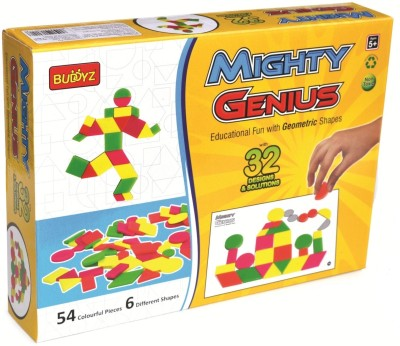 Buddyz Mighty Genius Educational Game for Kids