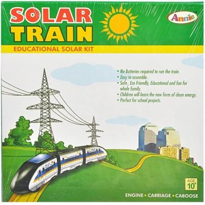 Annie Toys Solar Train