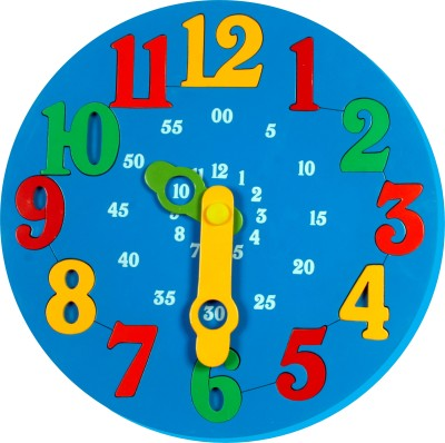 Little Genius Time Learning Clock
