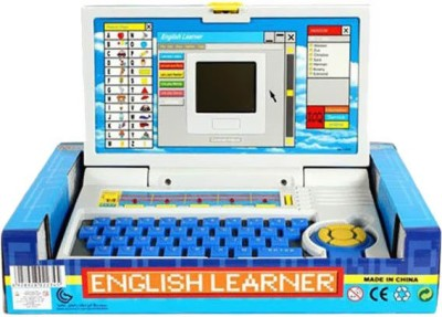 Scrazy 20 Activities English Learner Laptop With Mouse Control