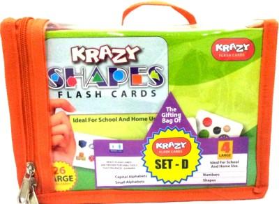 Mind Wealth Krazy Flash cards Set-D