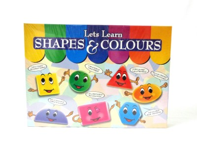 Darshan Toys Shapes And Colour