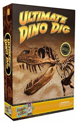Discover with Dr. Cool Ultimate Dinosaur Science Kit Dig Up and Assemble a T-Rex Skeleton
