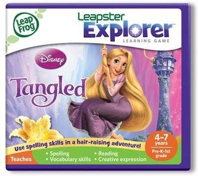 LeapFrog NEW Leap Explorer: Disney Tangled (Toys)