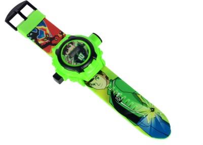 Tabu Ben-10 Digital Watch - For Boys