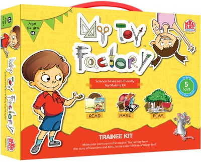 MadRat Games My Toy Factory - Trainee Kit