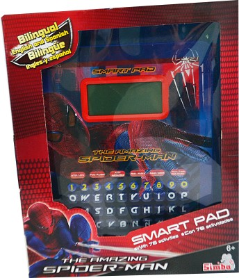 Simba Arbrex - Spiderman Smart Pad