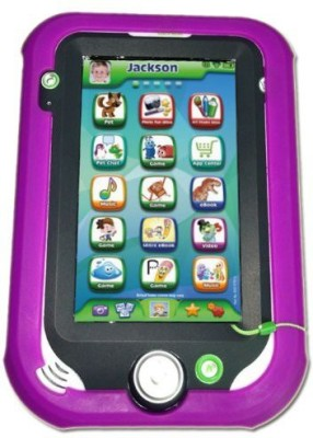 Toy & Games 4 Kids ShockProof Silicone Case for LeapFrog LeapPad ULTRA- Purple