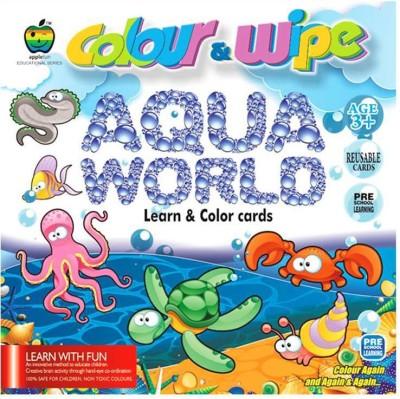 Lotus Aqua World (Learn & Color Cards)