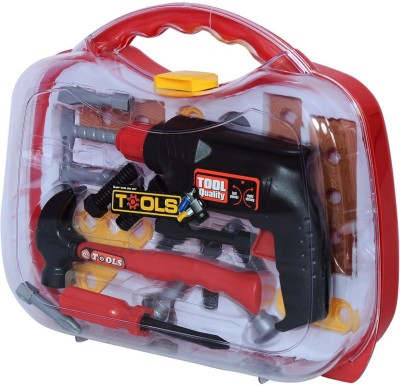 Planet of Toys Tools Play Set for Kids