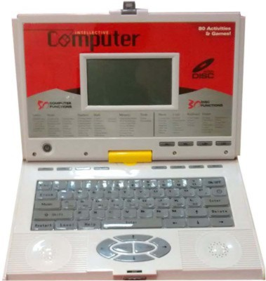 UV Global 80 Activity Learning Computer with CD Mouse
