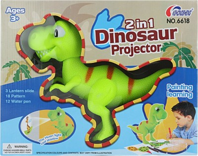 Buds N Blossoms 2 In 1 Dinosaur Projector