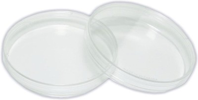 JAINCO Petri Dish 50 MM, Pack of 36. Plastic