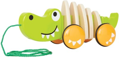 Hape Walk-A-Long Croc