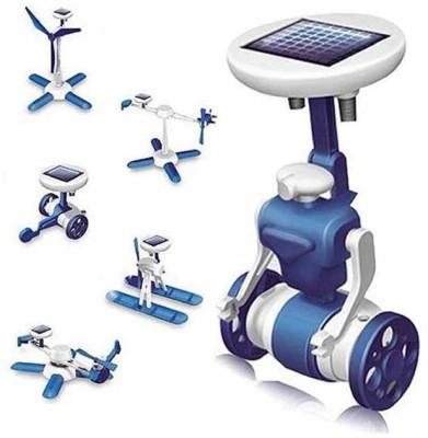 Prro Solar Energy Kit Robot - 6 In 1