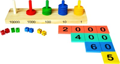 Idek Bundle Place Value and Number Operations with Abacus