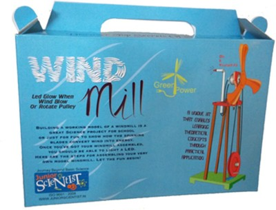 Junior Scientist Windmill