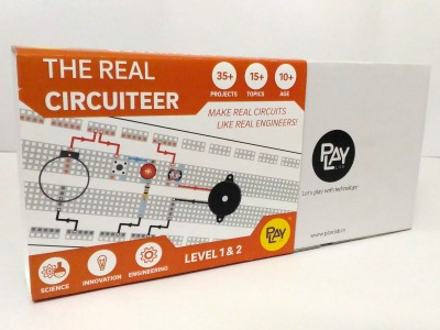 Play Lab The Real Circuiteer Combo Kit