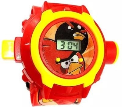 Ktkashish toys Kashish Car projecter Red Watch