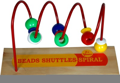 Little Genius Beads Shuttles - Spiral