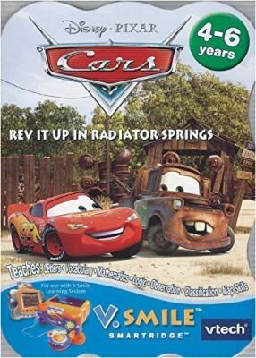 VTech V.Smile Smartridge Cars: Rev It Up In Radiator Springs