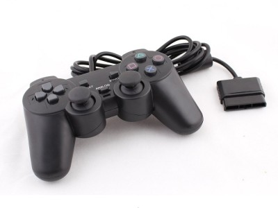 Grab,eM PS2 Joystick and Receiver Wired SONY compatible(Black)
