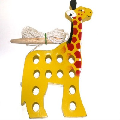 Activity Learning Animals Giraffe