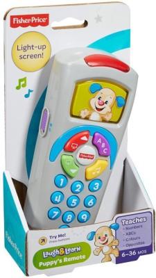 Fisher-Price Puppy S Remote Qe