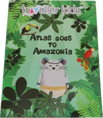 Cocomoco Kids Amazonia Book