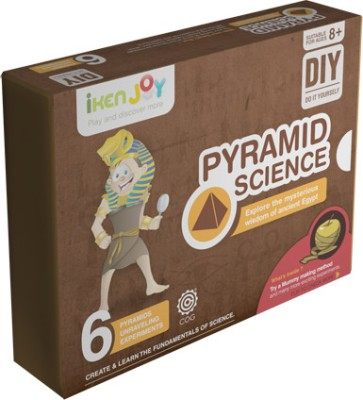 iKen Joy Pyramid Science