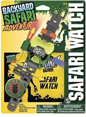 Backyard Safari Watch(Multicolor)