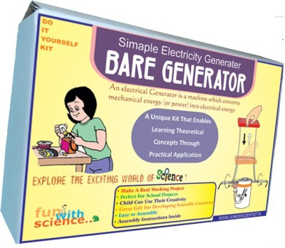 Junior Scientist Bare Generator