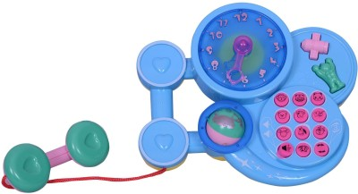 Planet of Toys Musical Learning Educational Phone Toy