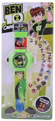 General Aux Ben10 Projector Watch