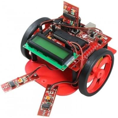 Robomart Atmega16 Ibot Mini V3.0