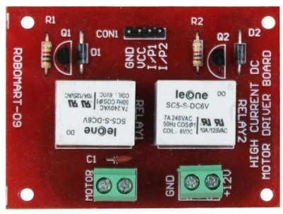 Robomart High Current DC Motor Driver Board