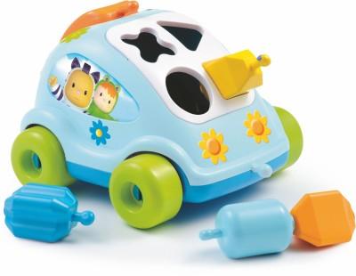 Smoby Cotoons Shape Sorter Car Asst