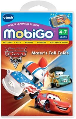 VTech Mobigo Software Disney's Cars Mater's Tall Tales