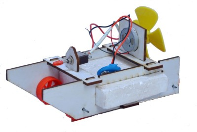 Junior Scientist Air Car Boat