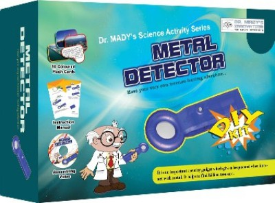 Dr. Mady Metal Detector