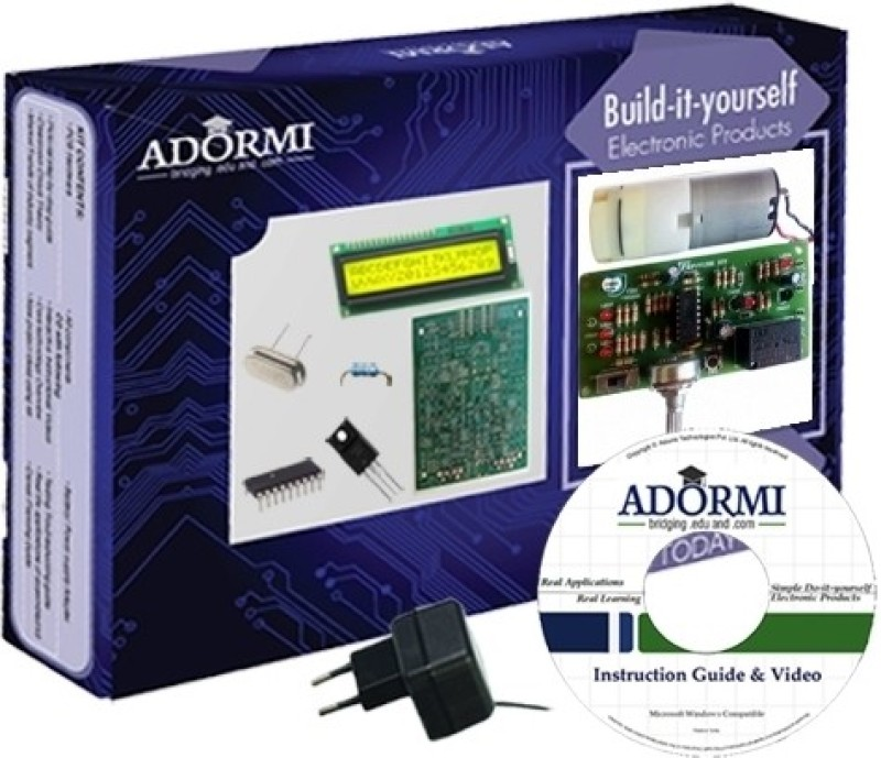 Adormi Automatic Sprinkler System(Multicolor)