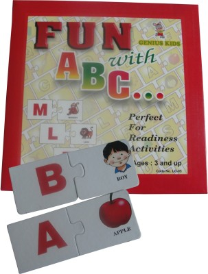 Little Genius Fun With Alphabets