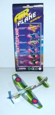 DIY Set of 6 Nos. Glider Planes for kids