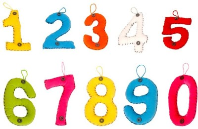 Dream Deals Educational soft numerical numbers with magnet