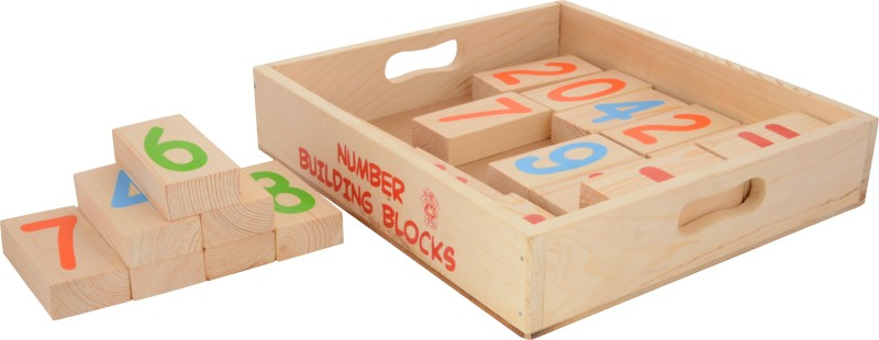 Skillofun Number Blocks