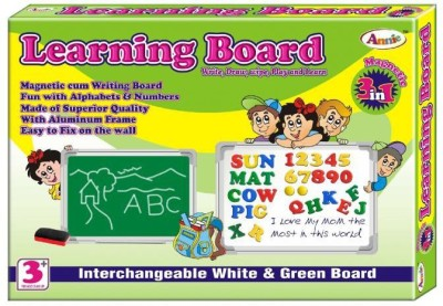 Lotus Annie 3 In 1 Learning Board