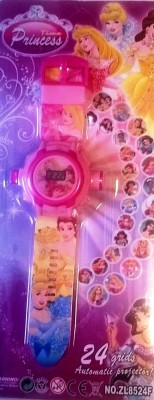 Shop & Shoppee Princess Projector Wristband - 24 Images